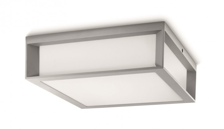 Mano - Vonkajšie osvetlenie E 27, 26cm (šedá)