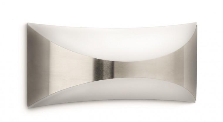 Mano - Vonkajšie osvetlenie E 27, 30,9cm (nerezová ocel)