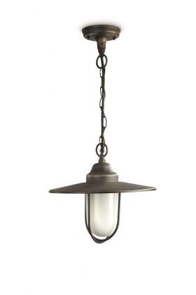 Mano - Vonkajšie osvetlenie E 27, 30cm (rezavá)