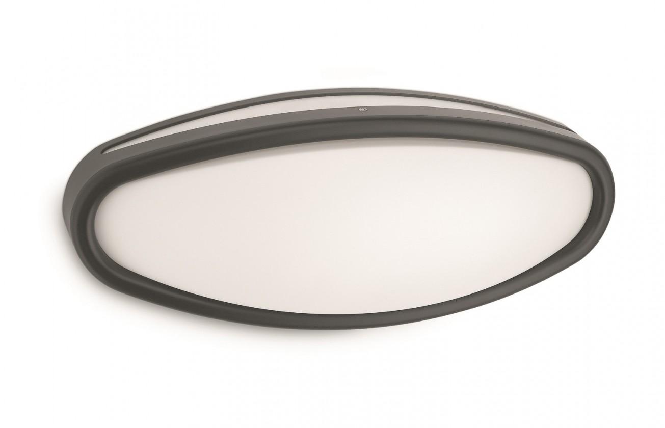 Mano - Vonkajšie osvetlenie E 27, 36,59cm (antracit šedá)
