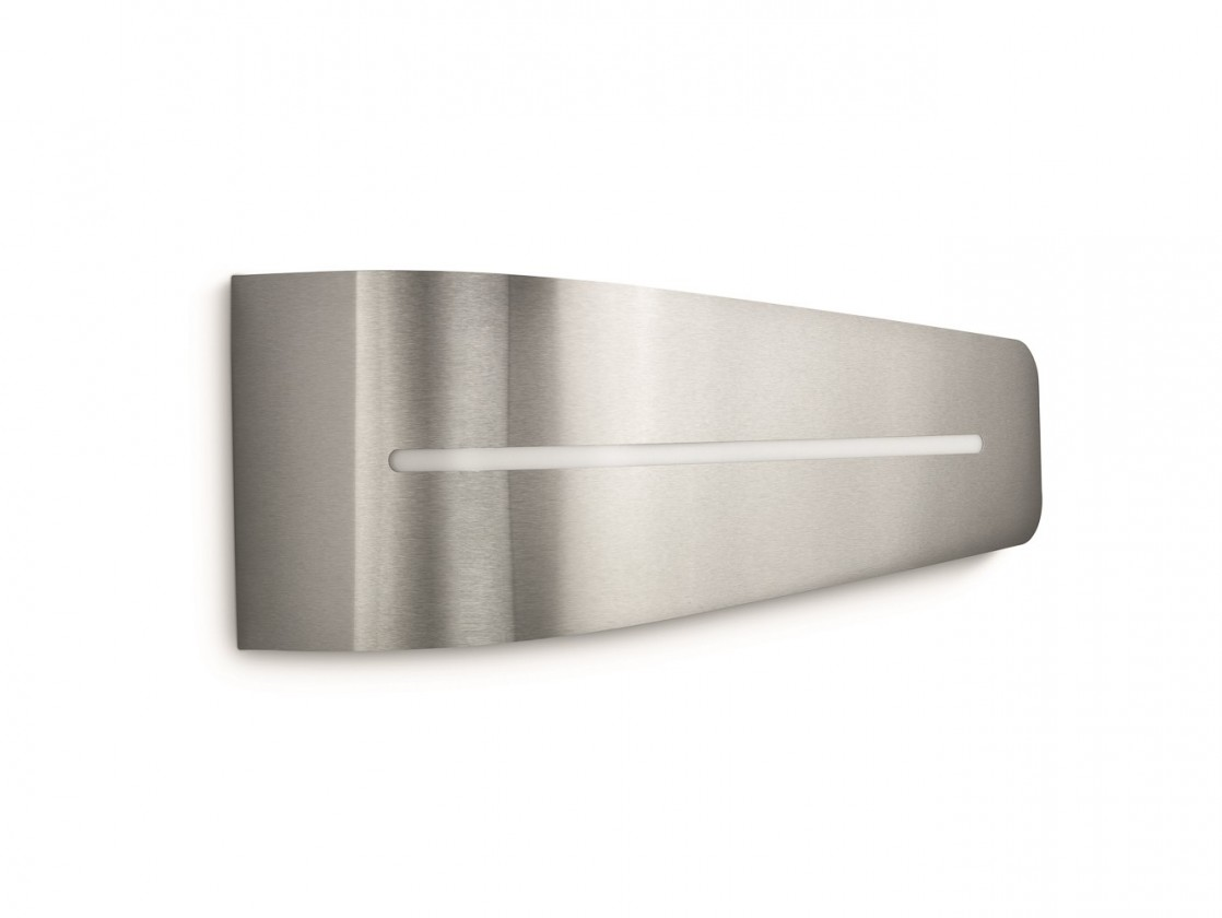 Mano - Vonkajšie osvetlenie E 27, 37cm (nerez)