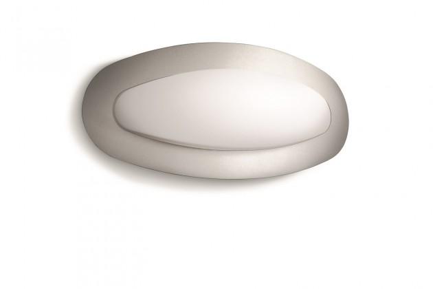 Mano - Vonkajšie osvetlenie E 27, 41,3cm (nerezová ocel)