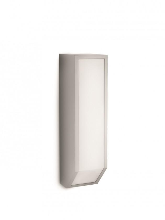 Mano - Vonkajšie osvetlenie E 27, 9,2cm (šedá)