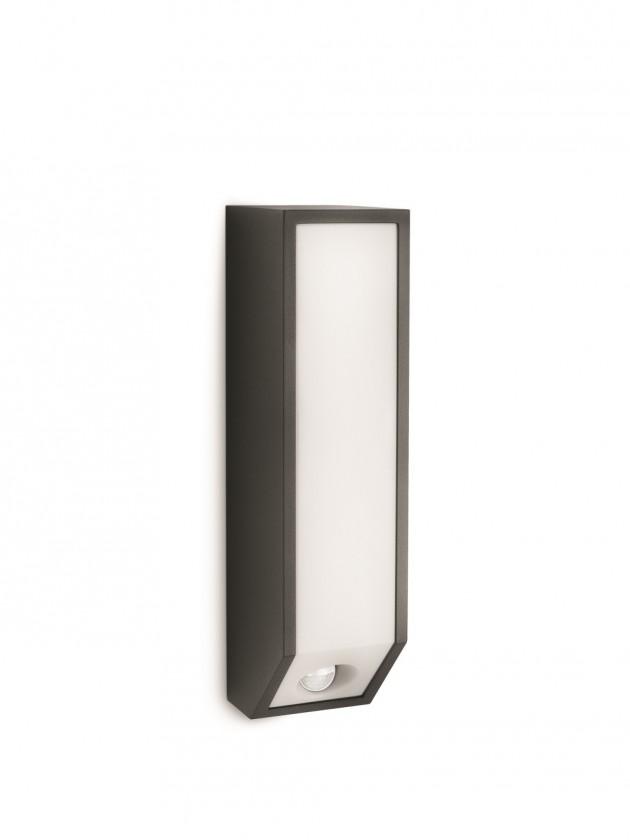 Mano - Vonkajšie osvetlenie E 27, 9,4cm (antracit šedá)