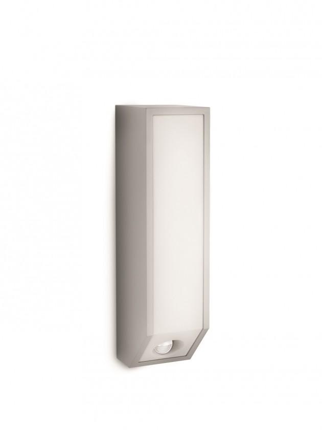 Mano - Vonkajšie osvetlenie E 27, 9,4cm (šedá)