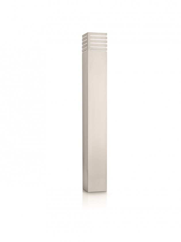 Mano - Vonkajšie osvetlenie E27, 10cm (nerezová ocel)