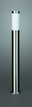 Mano - Vonkajšie osvetlenie E27, 11cm (nerez)