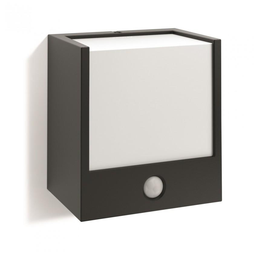 Mano - Vonkajšie osvetlenie LED, 12,7cm (čierna)