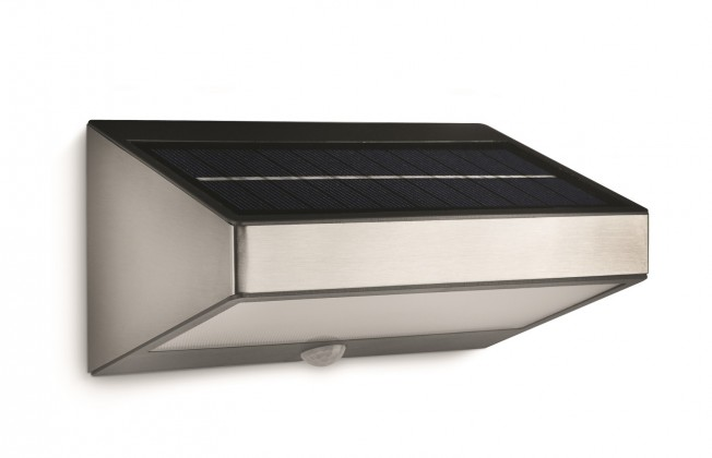 Mano - Vonkajšie osvetlenie LED, 17,96cm (nerezová ocel)