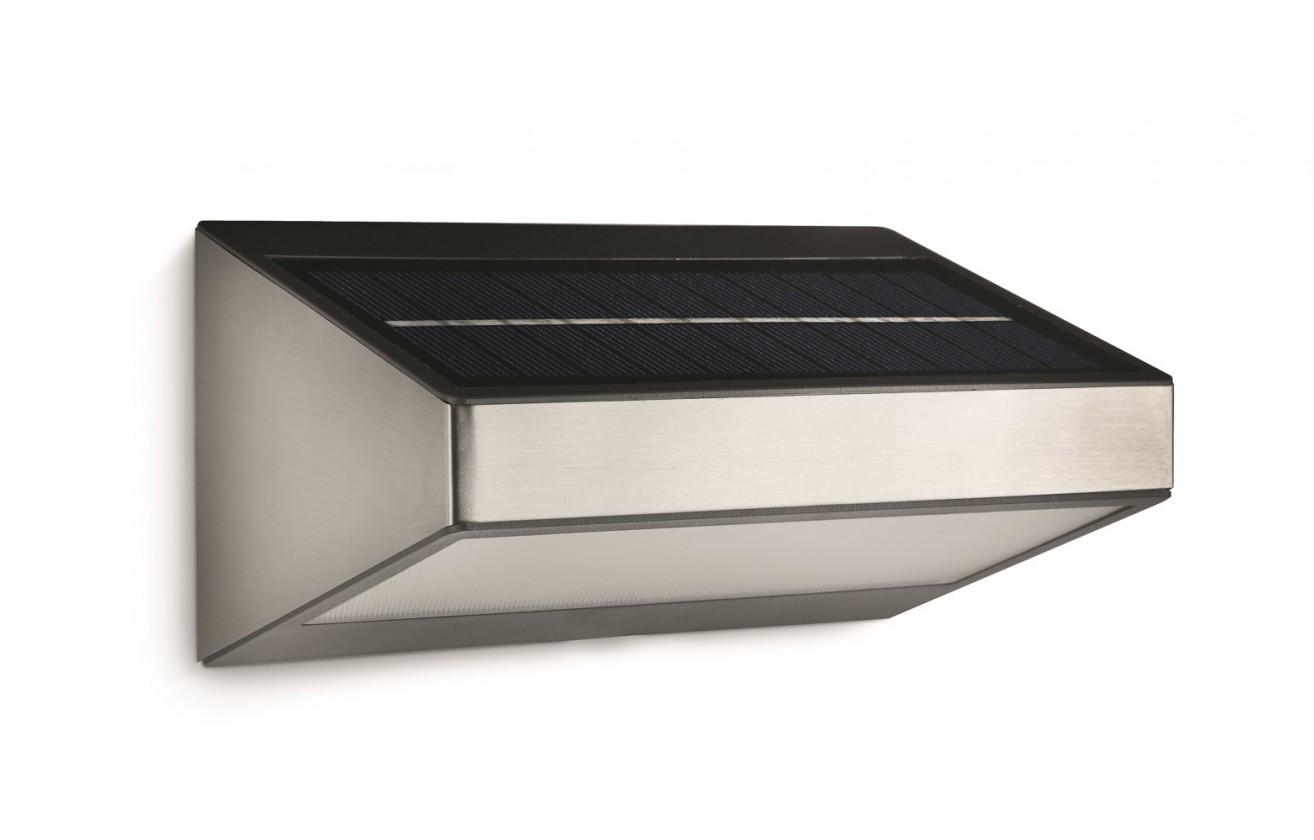 Mano - Vonkajšie osvetlenie LED,17,96cm (nerezová ocel)