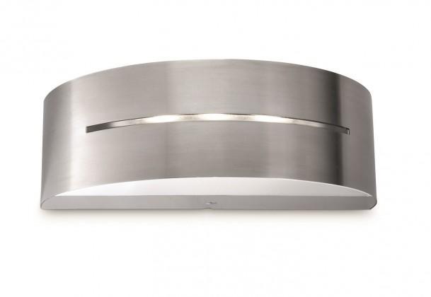 Mano - Vonkajšie osvetlenie LED, 20,5cm (nerezová ocel)