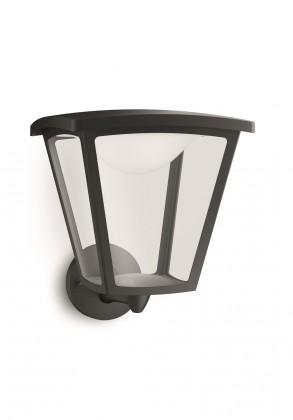Mano - Vonkajšie osvetlenie LED, 21,9x26,5x25 (čierna)