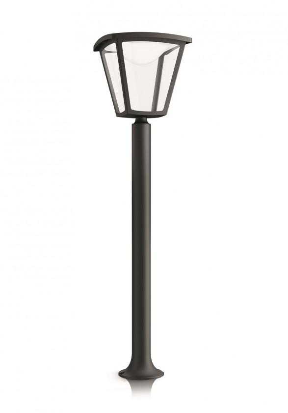 Mano - Vonkajšie osvetlenie LED, 21,9x88,5x21,9 (čierna)