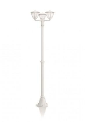Mano - Vonkajšie osvetlenie LED, 47,7cm (biela)