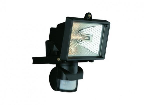 Mano - Vonkajšie osvetlenie R7s, 14cm (čierna)