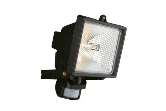 Mano - Vonkajšie osvetlenie R7s, 18,5cm (čierna)