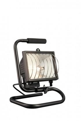 Mano - Vonkajšie osvetlenie R7s, 22cm (čierna)