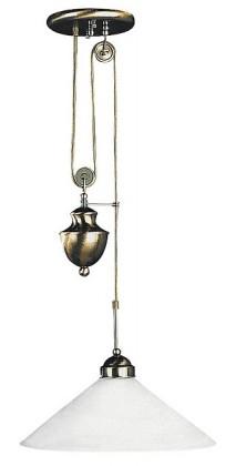 Marian - Stropné osvetlenie, 2706 (bronzová/biela)