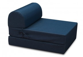 Marino-kreslo,rozkladacie (jeans blue ,sk. MR-1)