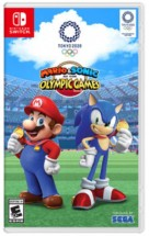 Mario & Sonic at the Tokyo Olymp. Game 2020 (NSS433)