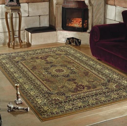 Marrakesh - koberec, 150x80cm (100%PP heatset, orient, béžová)