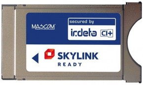 Mascom modul Irdeto CI+1.3 Skylink Ready ROZBALENÉ
