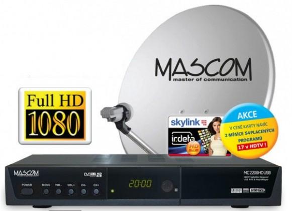 Mascom S-2200/60+IH