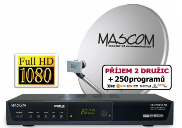 Mascom S-2200/60MBL
