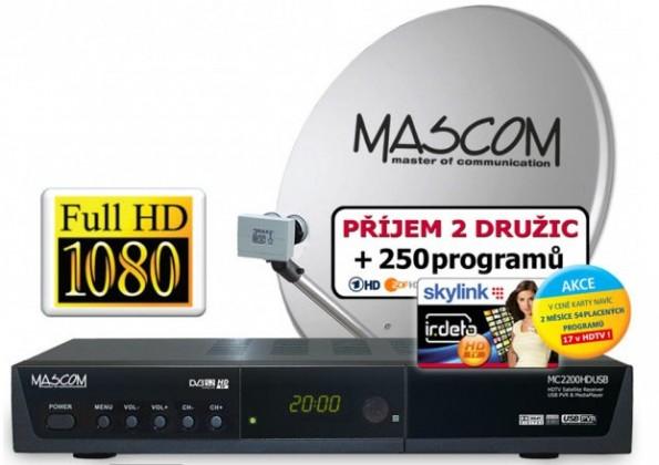 Mascom S-2200/80MBL+IH