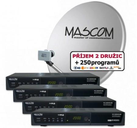 Mascom S-2200/80MBL-Q