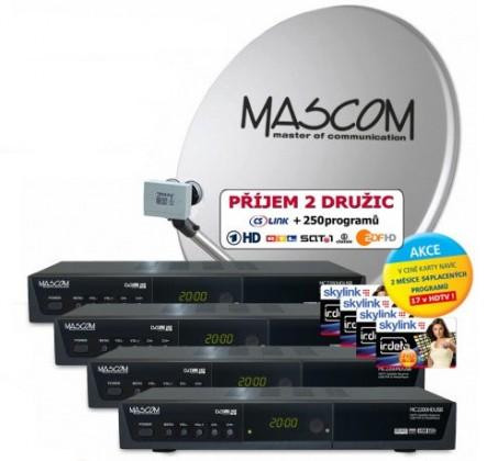Mascom S-2200/80MBL-Q+IH