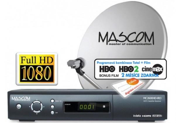 Mascom S-2600/60+G