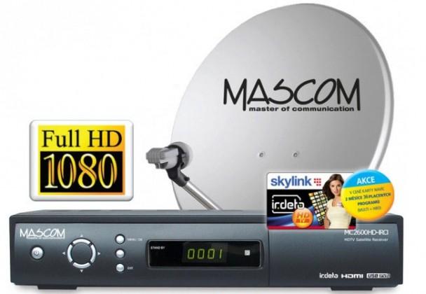 Mascom S-2600/60+IH