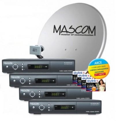 Mascom S-2600/60-Q+IH