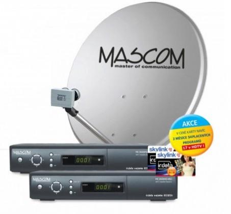Mascom S-2600/60-T+IH
