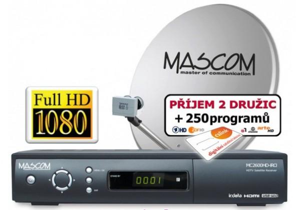 Mascom S-2600/80MBL+G