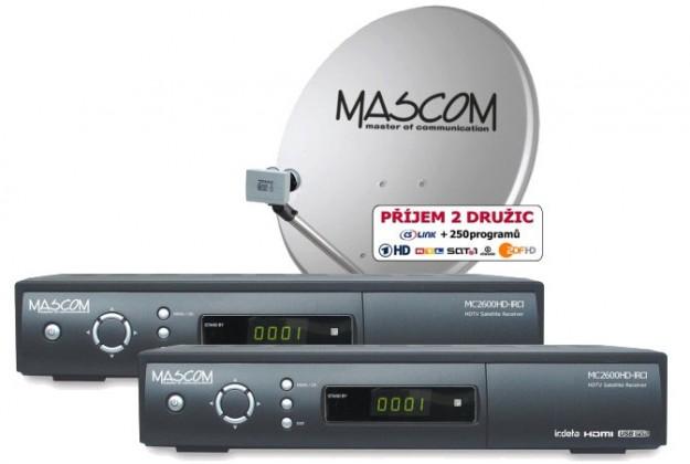 Mascom S-2600/80MBL-T