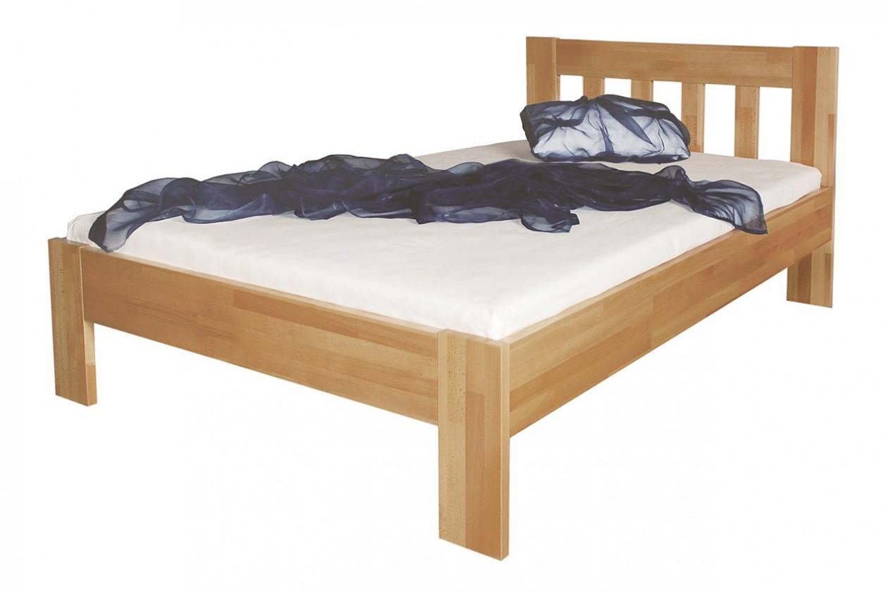 Masívne Bianca - rám postele (rozmer ložnej plochy - 200x100)