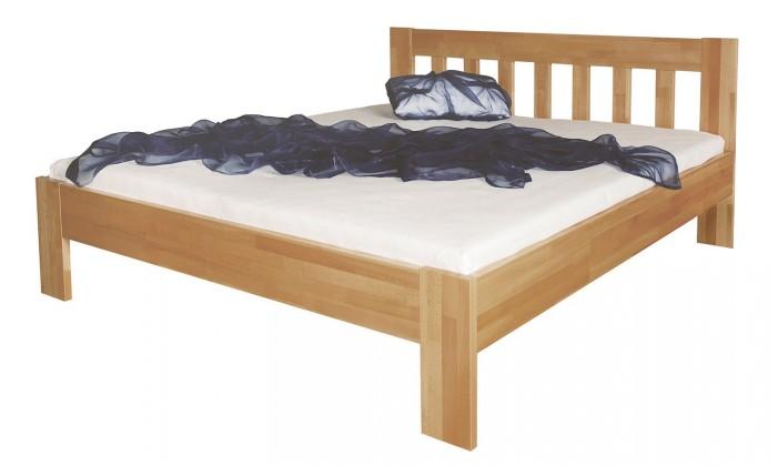 Masívne Bianca - rám postele (rozmer ložnej plochy - 200x180)