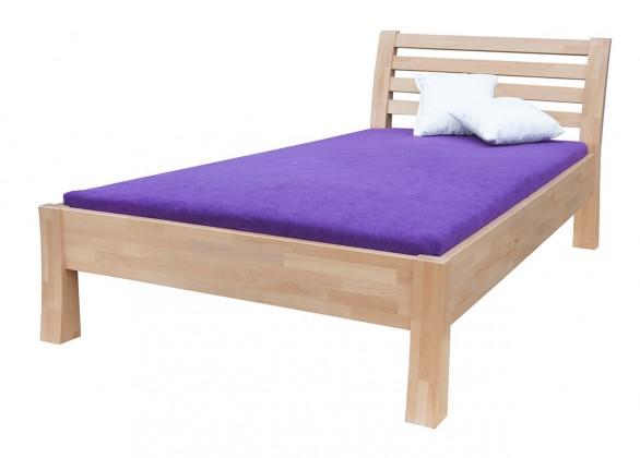 Masívne Carla - rám postele (rozmer ložnej plochy - 200x100)