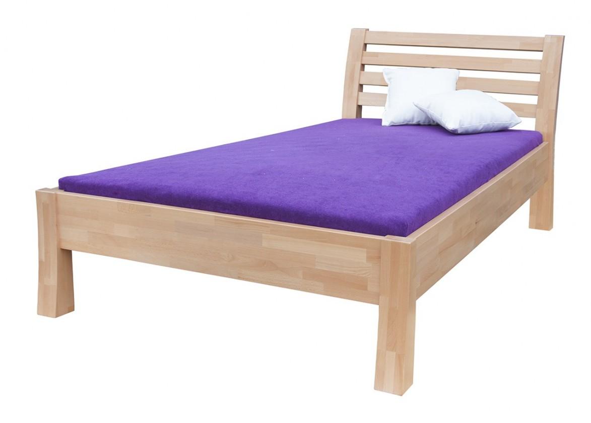Masívne Carla - rám postele (rozmer ložnej plochy - 200x80)