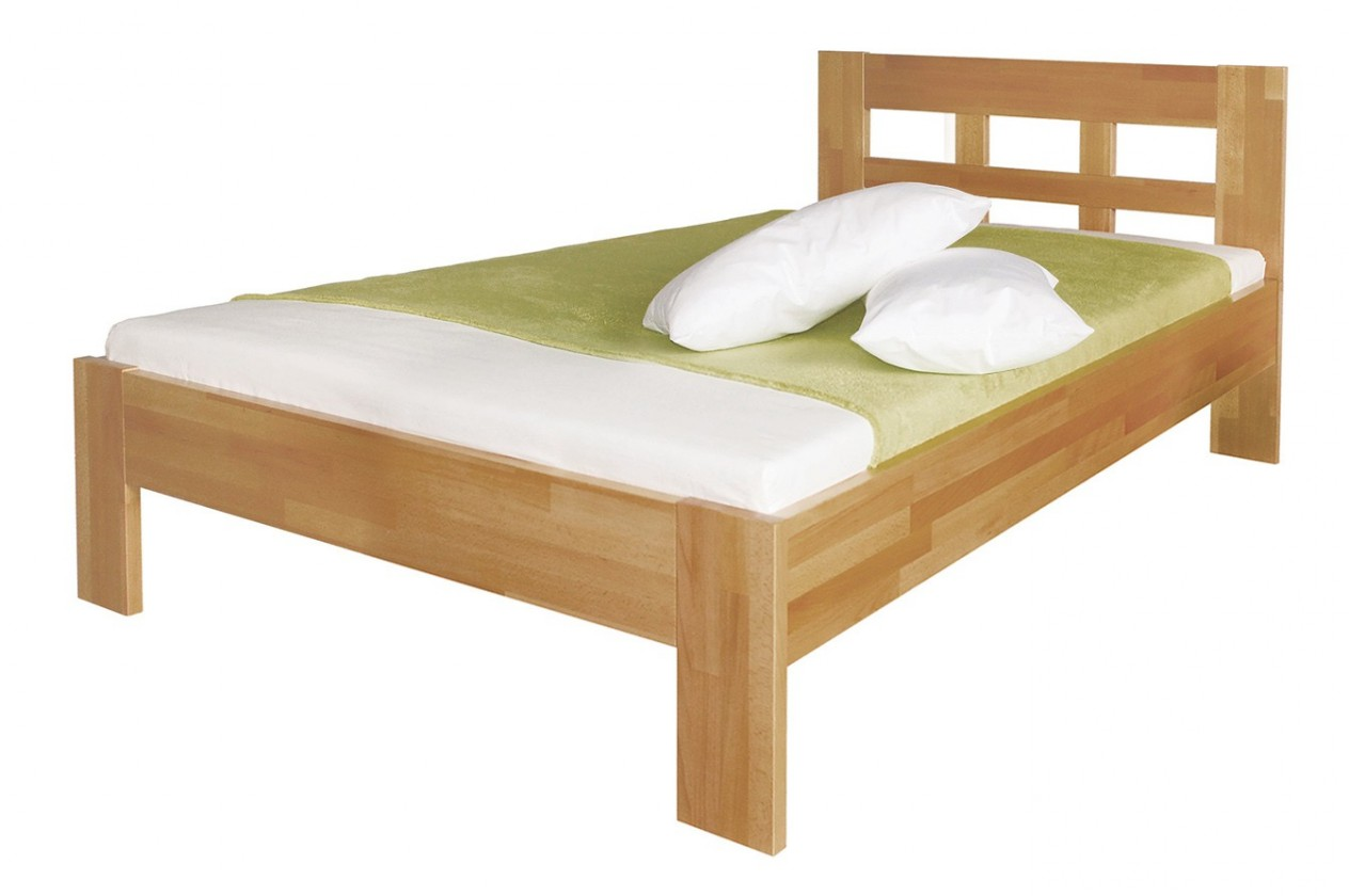 Masívne Delana - rám postele (rozmer ložnej plochy - 200x90)