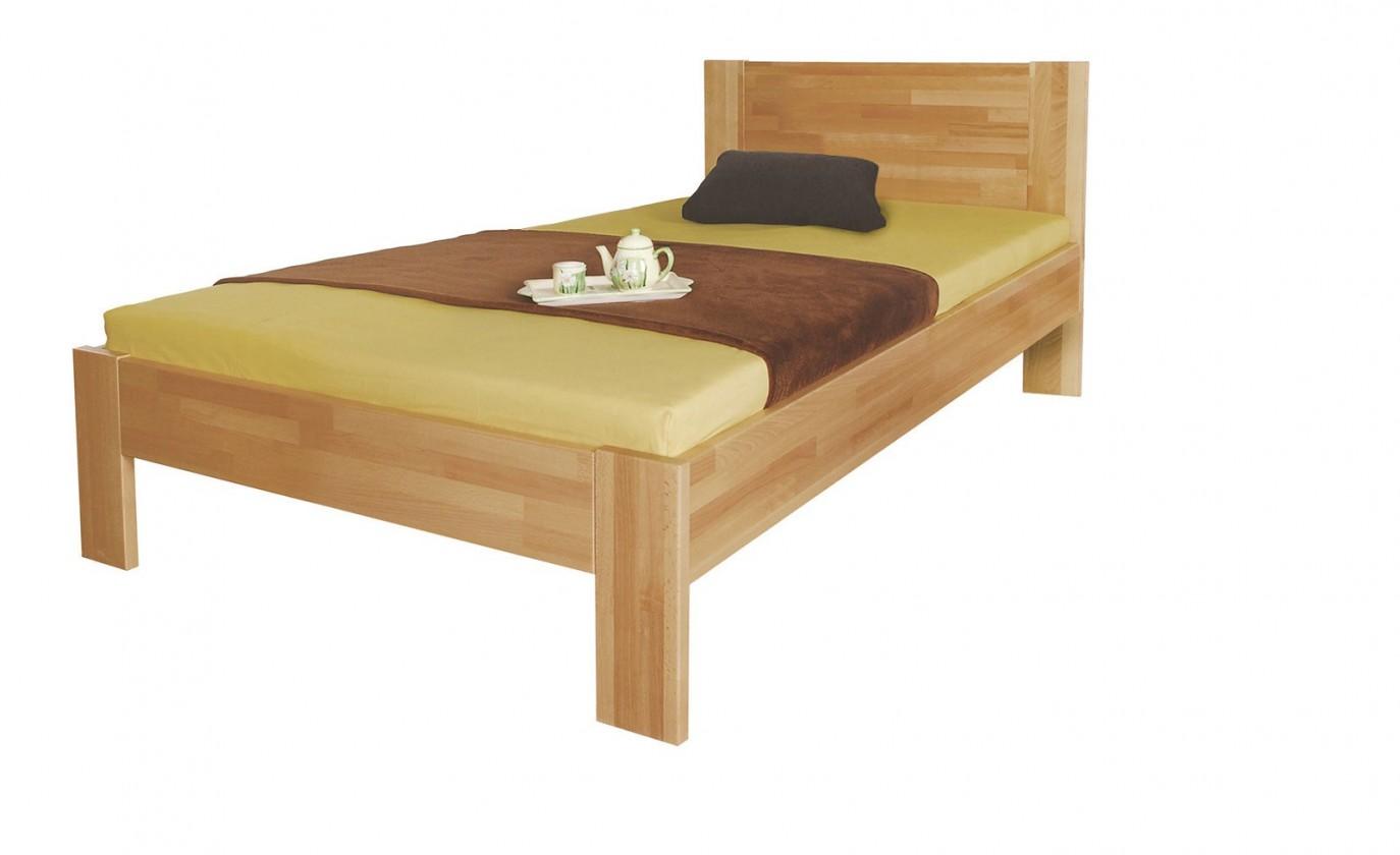 Masívne Gemma - rám postele (rozmer ložnej plochy - 200x100)
