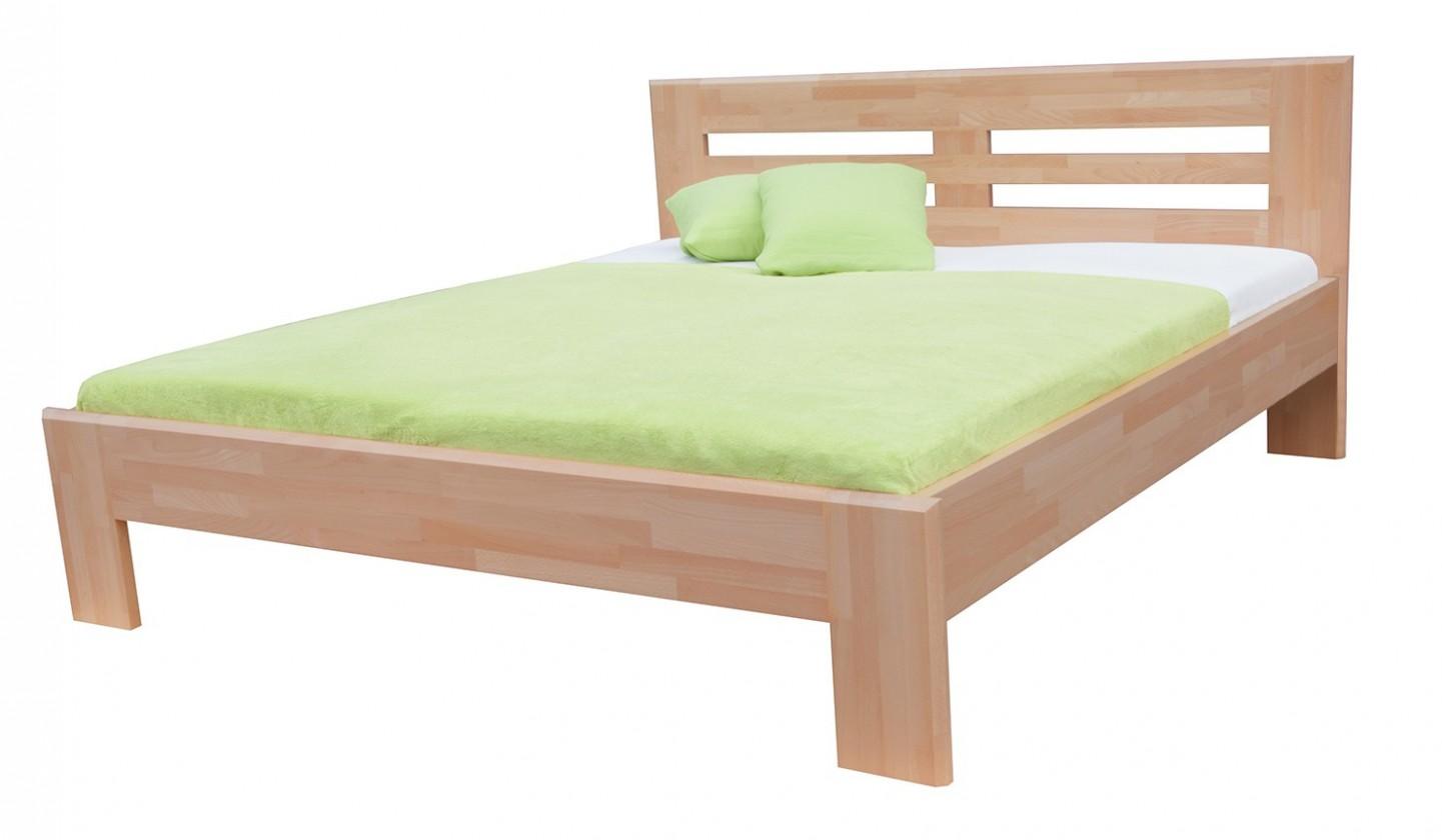 Masívne Ottavia - rám postele (rozmer ložnej plochy - 200x180)