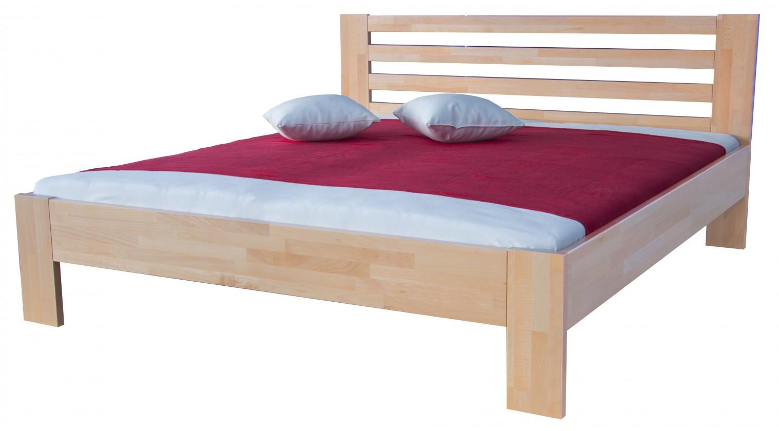 Masívne postele Rám postele Ines, 160x200, masívny buk