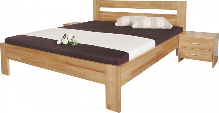 Masívne Vitalia - rám postele 200x120