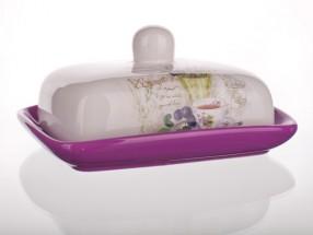 Máslenka Banquet Lavender, keramická