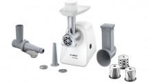Mäsomlynček Bosch MFW2517W,1500W,biely