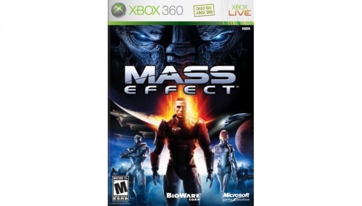 Mass Effect (X-Box 360), M59-00050