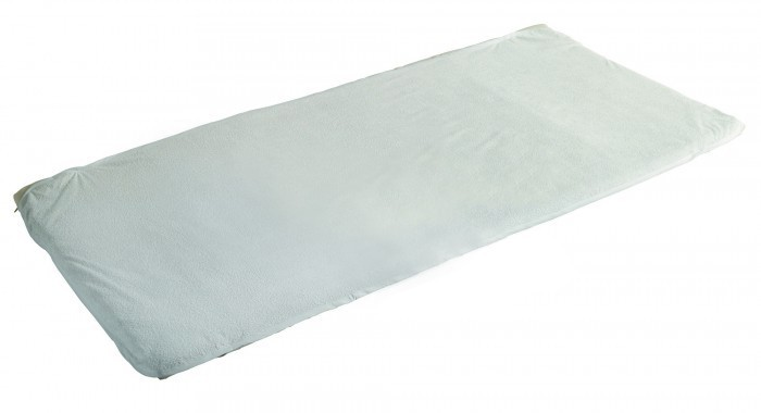 Matracové chrániče Chránič matrace, textilný, 200x90 (poťah lurex)